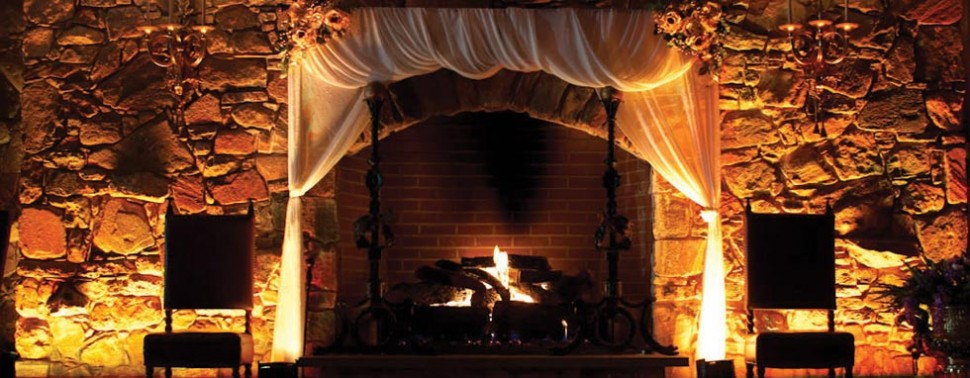 Interior &#8211; fireplace