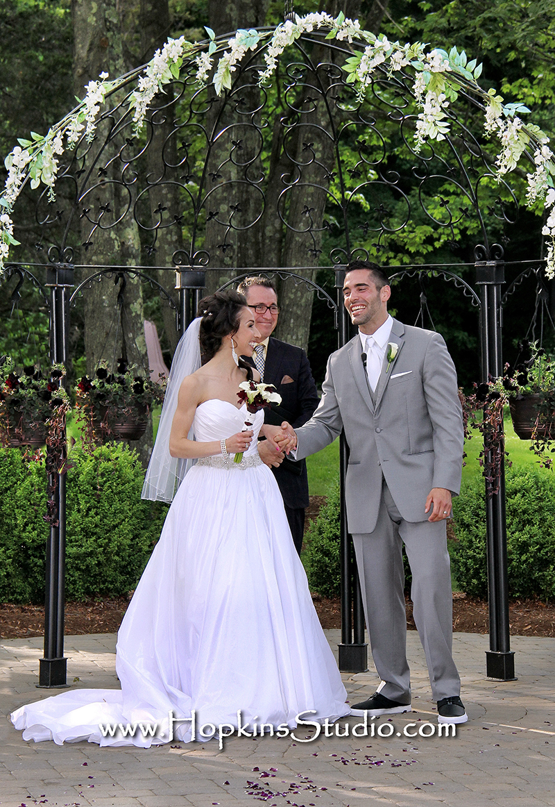 A Blissful June Wedding