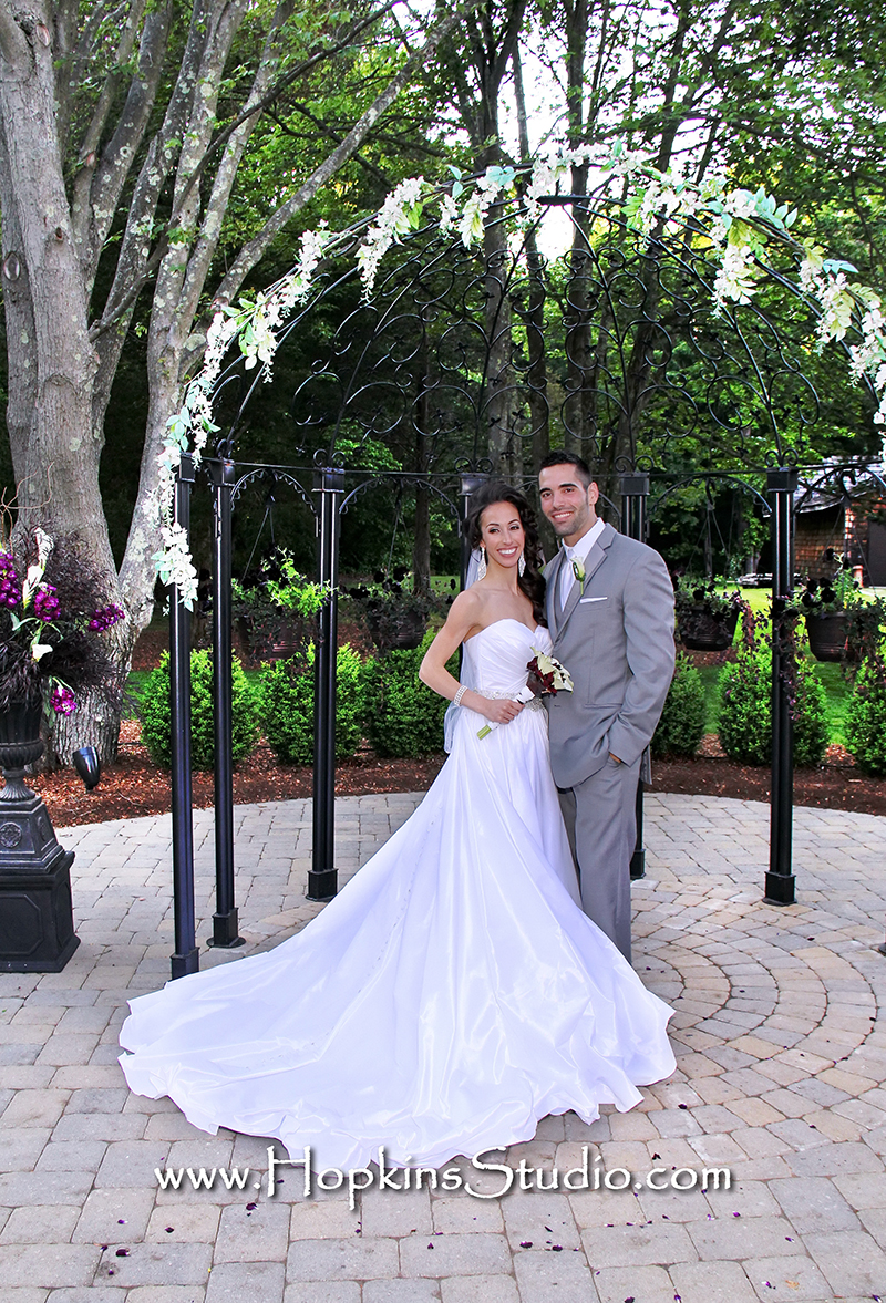 A Blissful June Wedding