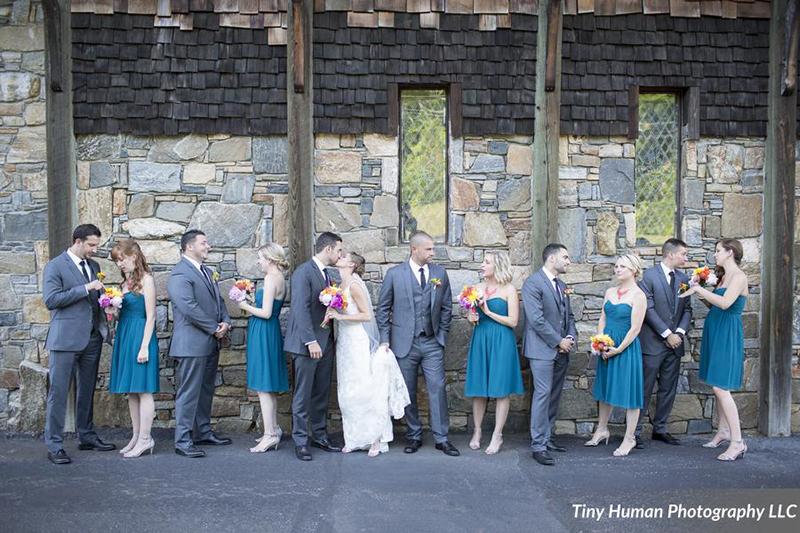 Gorgeous Summer Wedding 48